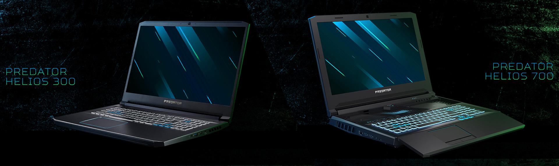 Perangkat Gaming Gahar, Laptop Predator Helios 300 dan Helios 700