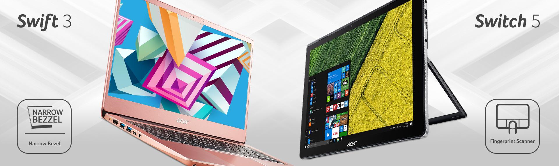 3 Karakter Laptop Tipis Acer yang Bikin Kamu Ingin Memilikinya