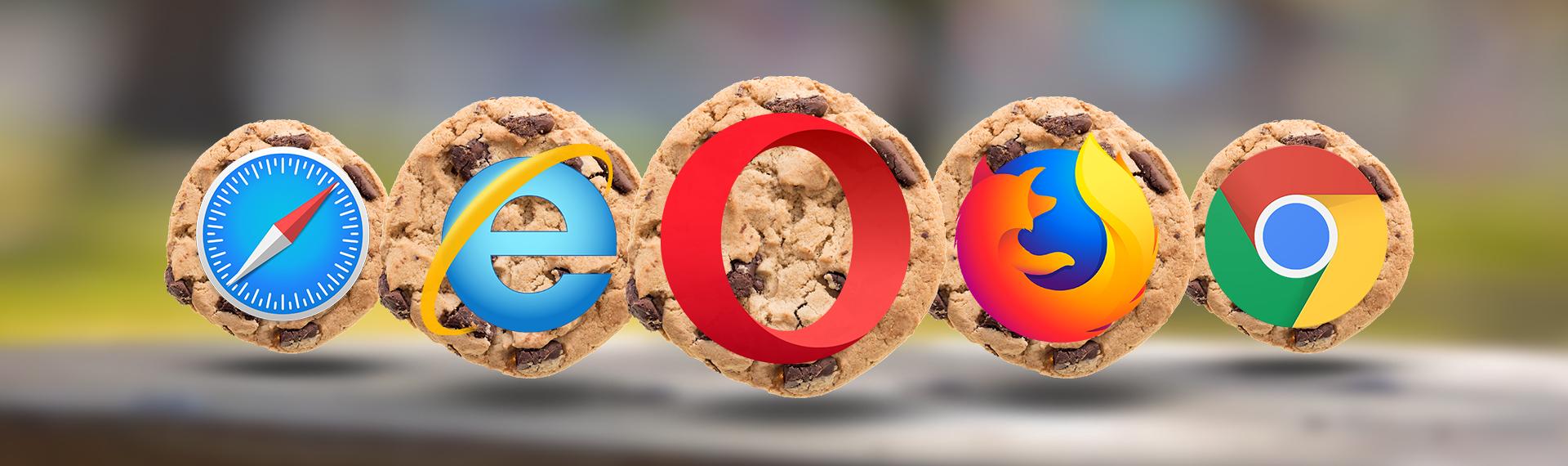 """Apa Artinya """"Cookies"""" yang Sering Muncul di Browser Cookies?"""