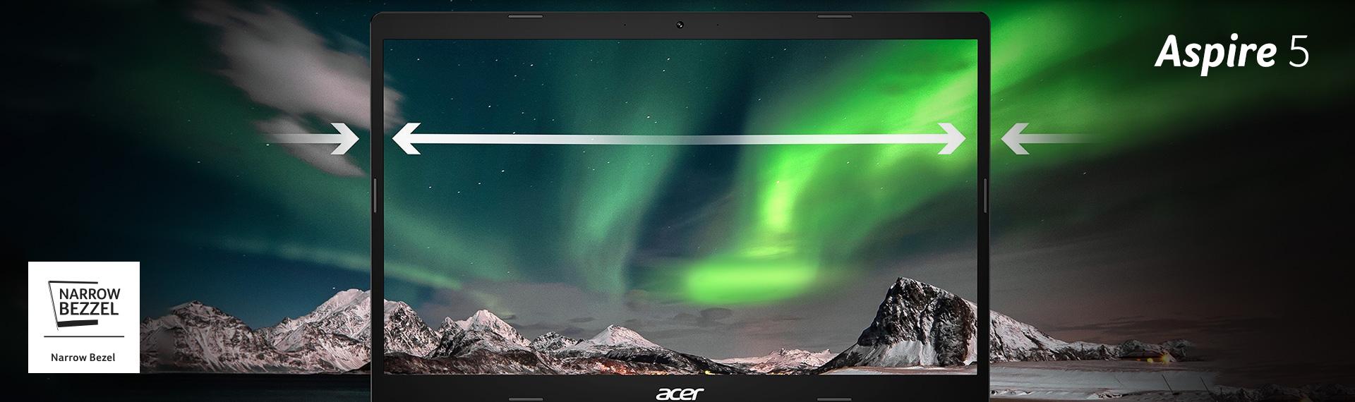 Aspire 5 (A515-52G), Laptop Responsif dengan Visual Mengagumkan