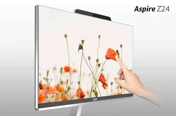 Monitor aspire Z24-890 Isi-Touchscreen-FHD