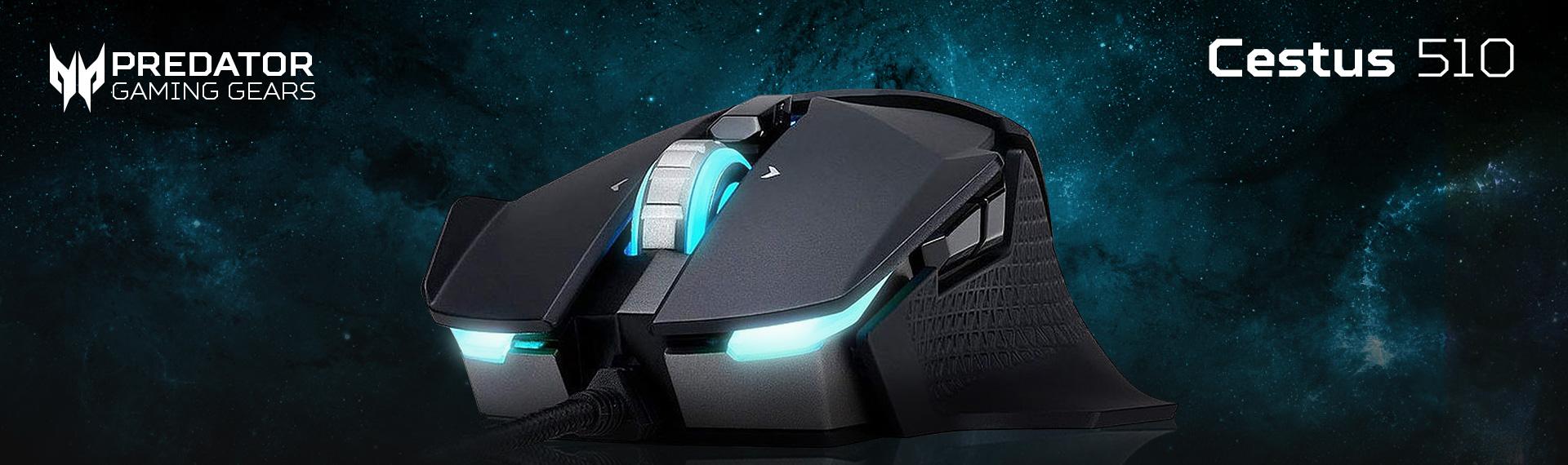3 Predator Gaming Gears 2019 untuk Pertarungan Super Agresif!