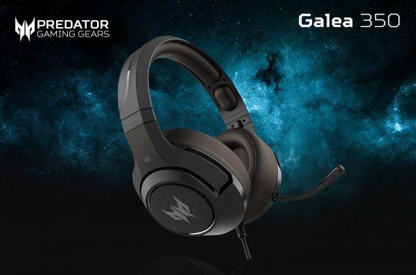 predator gaming gears isi-galea-350