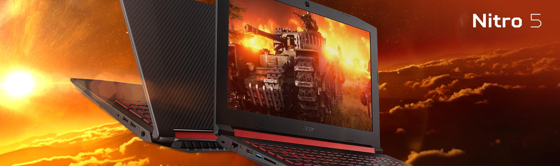Ini Spesifikasi Laptop Nitro 5 yang Bikin Skill Gaming Maksimal