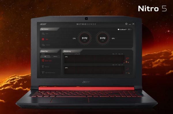 spesifikasi laptop nitro 5