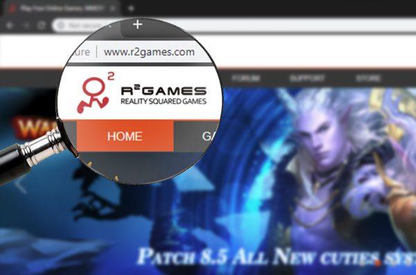 Game Website isi website
