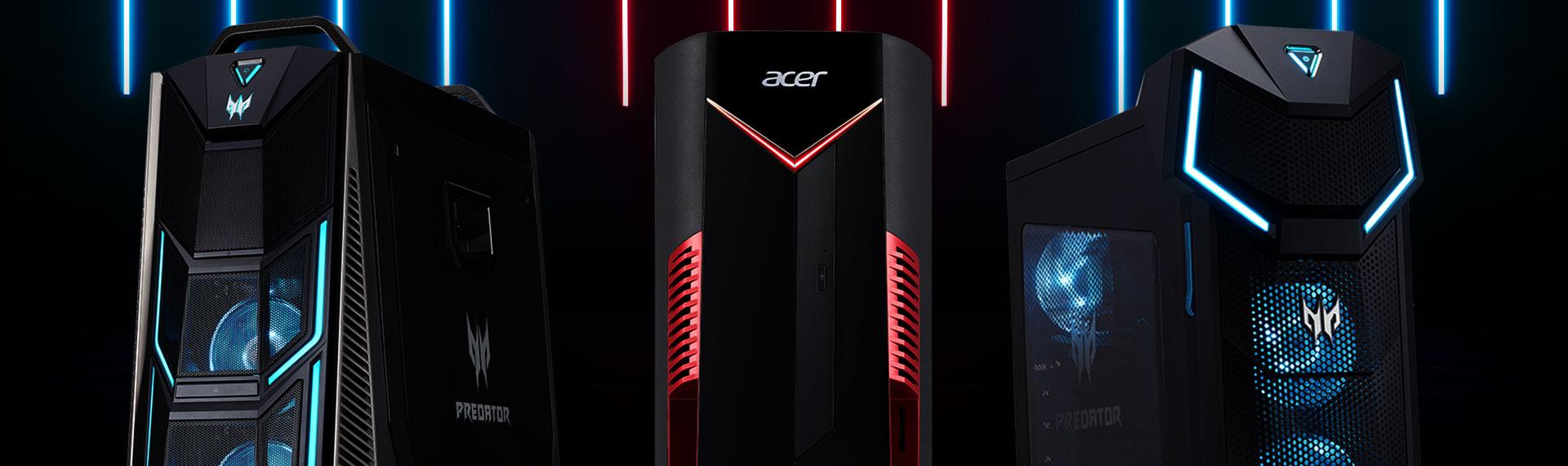 Intip Harga PC Gaming High-End Predator Buat Gamer Sejati!