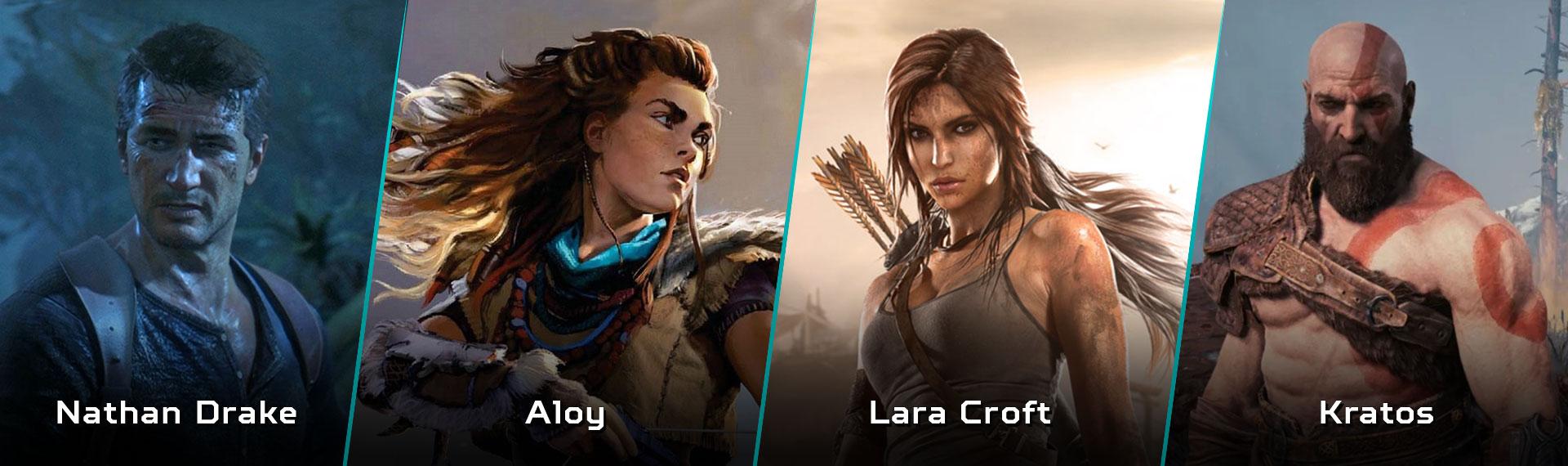 5 Karakter Game Terbaik Sepanjang Masa. Mana Favorit Kamu?