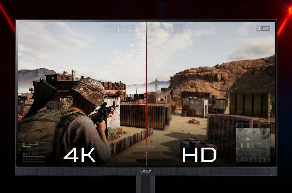 memilih monitor gaming _nitro 4K