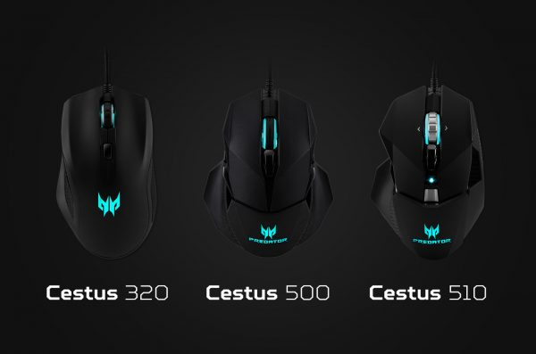Tips memilih mouse gaming -isi-cestus-series