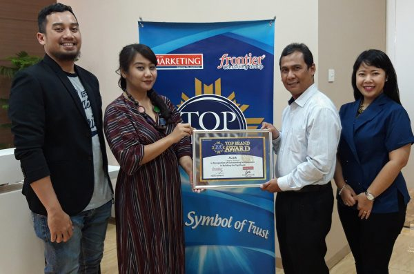Top Brand Award 2019 -isi