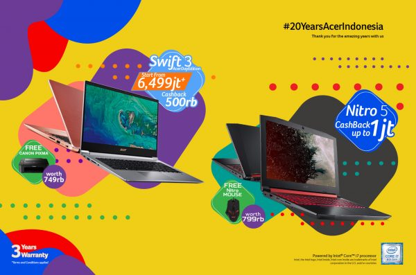 Promo Acer Day 2019