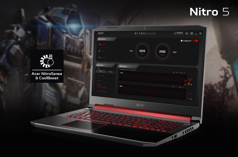 Nitro 5 Intel 9th Gen Core i5