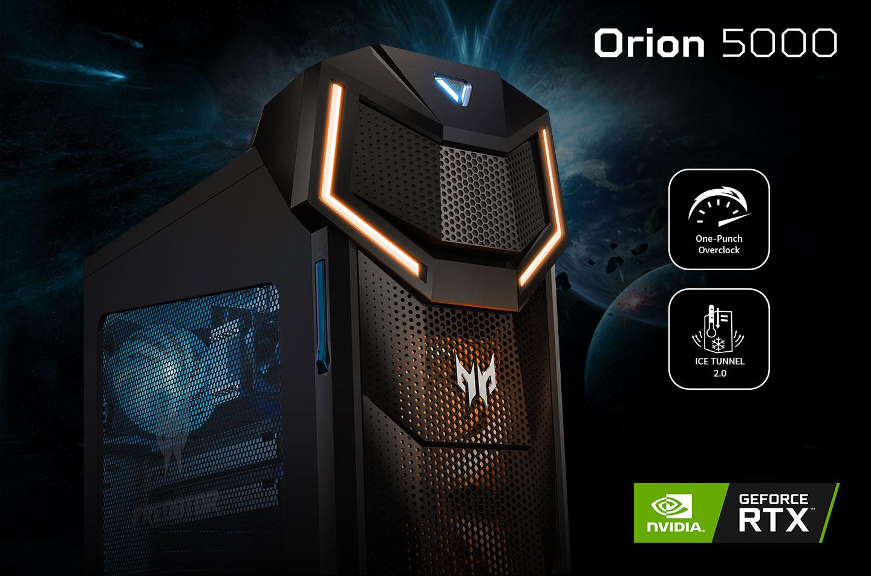 Orion 5000 (PO5-610) RGB Panel
