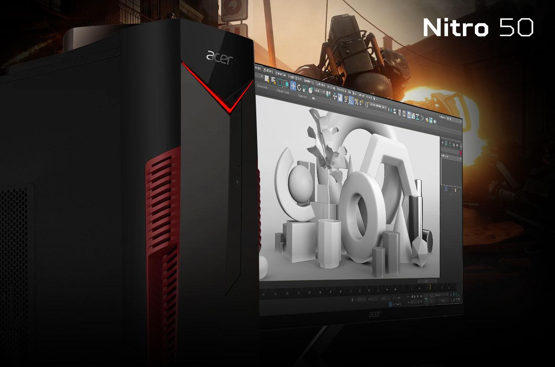 Nitro 50 (N5-600) Intel 8th Gen