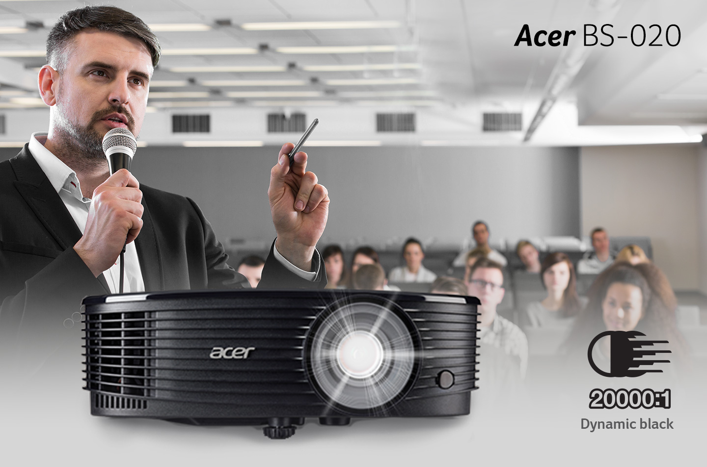 Acer Proyektor BS-020