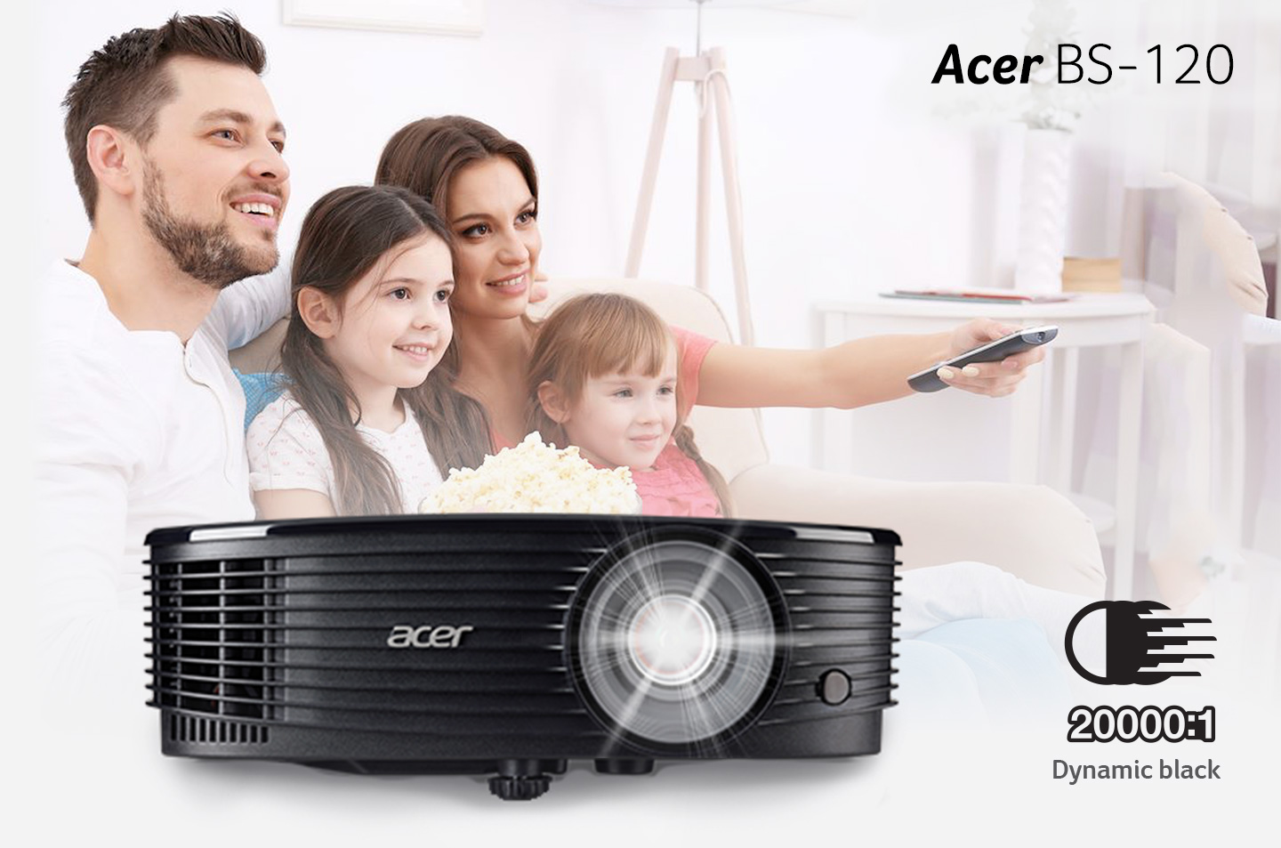 Acer Proyektor BS-120