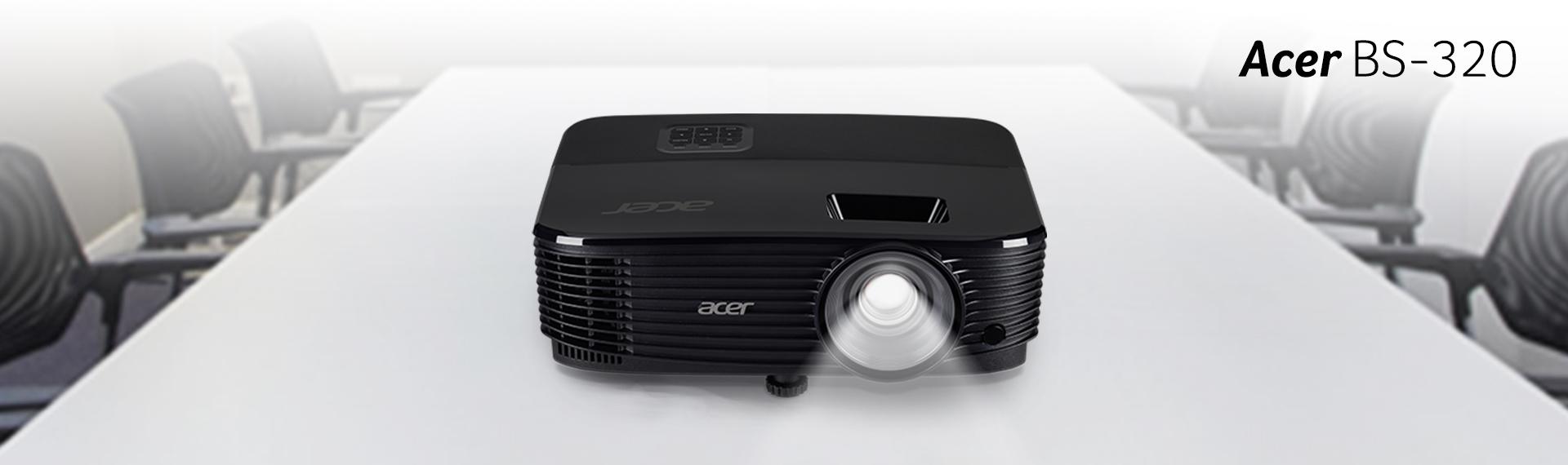 Acer Proyektor BS-320, Ideal untuk Segala Kebutuhan