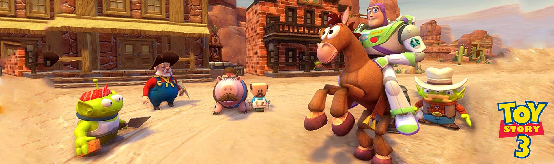 Deretan Game Toy Story yang Seru dan Memanjakan Mata