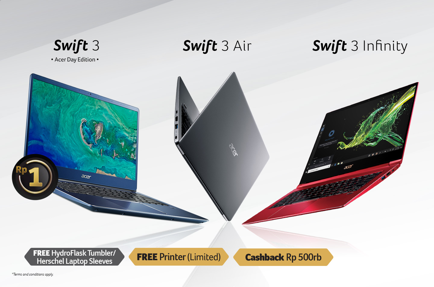 Acer Exclusive Store Promo