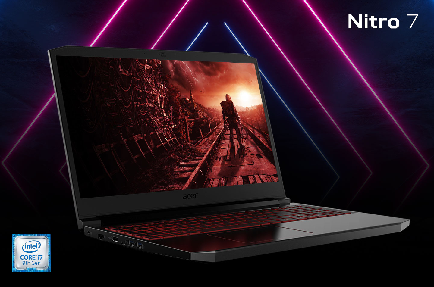 Laptop Gaming Nitro 7