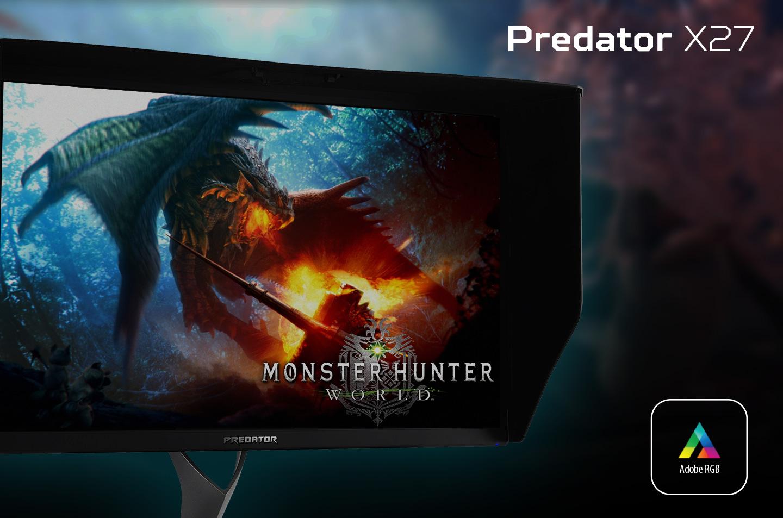 Monitor Predator X27