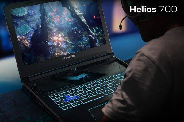 Predator Helios 700, Laptop Gaming Kompatibel Untuk Hardcore Gamer