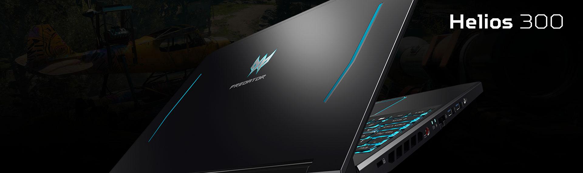 Predator Helios 300 Intel 9th Gen Sebagai Laptop Gaming Powerful!