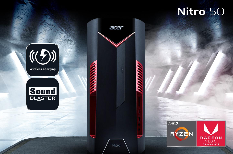 Nitro 50 AMD Ryzen 7