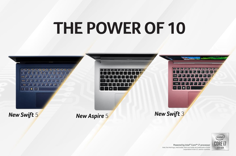 Acer Intel 10th Gen