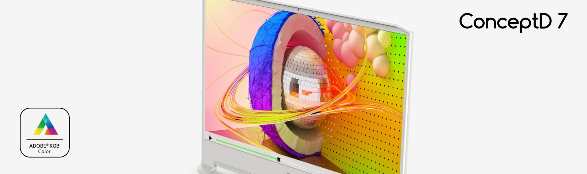ConceptD 7, Laptop Canggih untuk Pekerja Kreatif