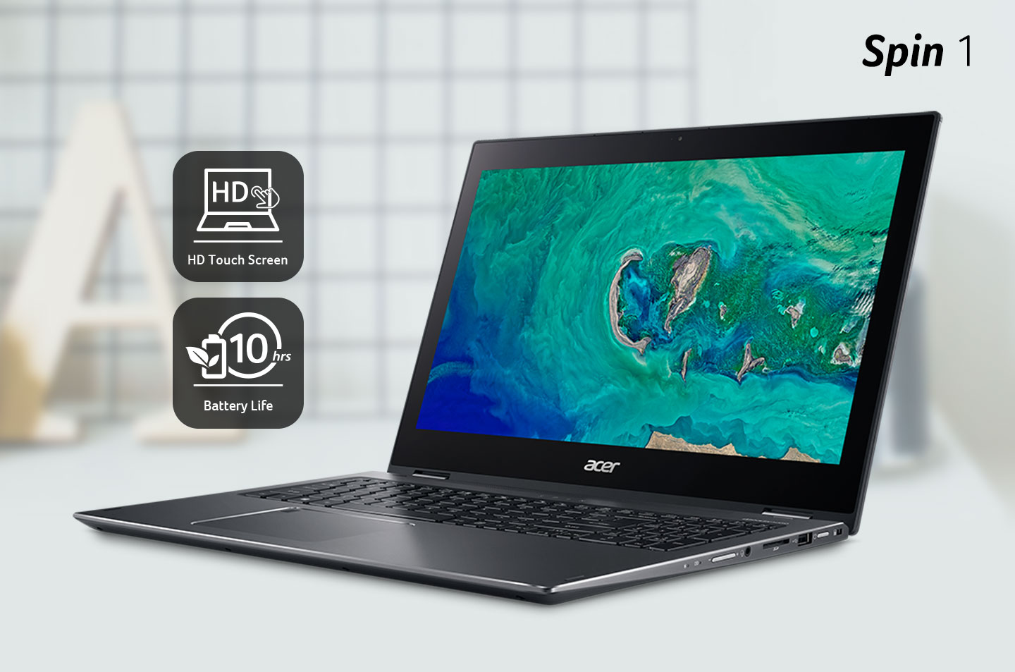 Notebook Acer Spin 1
