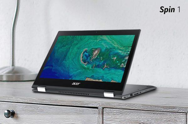 Notebook Acer Spin 1, Menawarkan Fungsionalitas dan Mobilitas