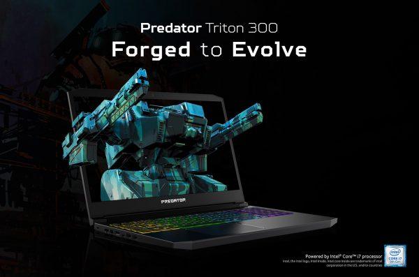 Predator Triton 300, Definisi Laptop Gaming Sesungguhnya!