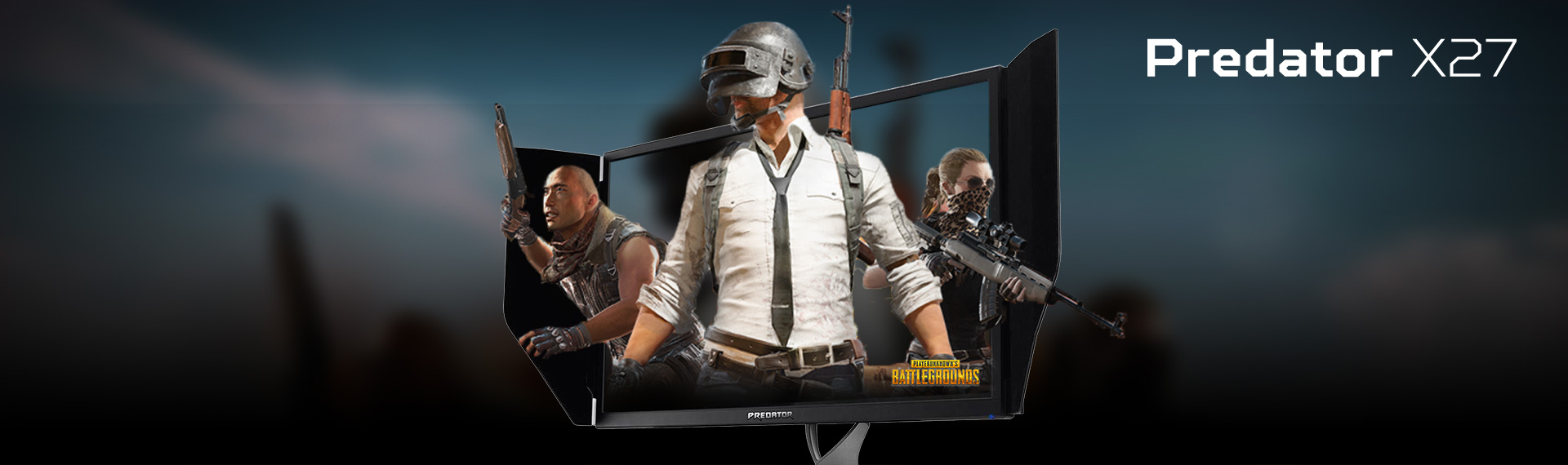 Rasakan Sensasi Visual Game Online dengan Monitor Gaming Teranyar