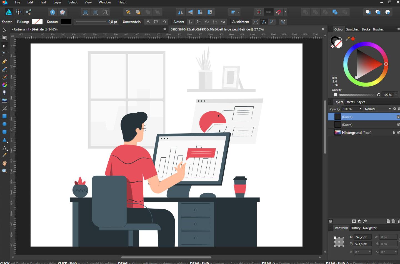 Software desain grafis 1