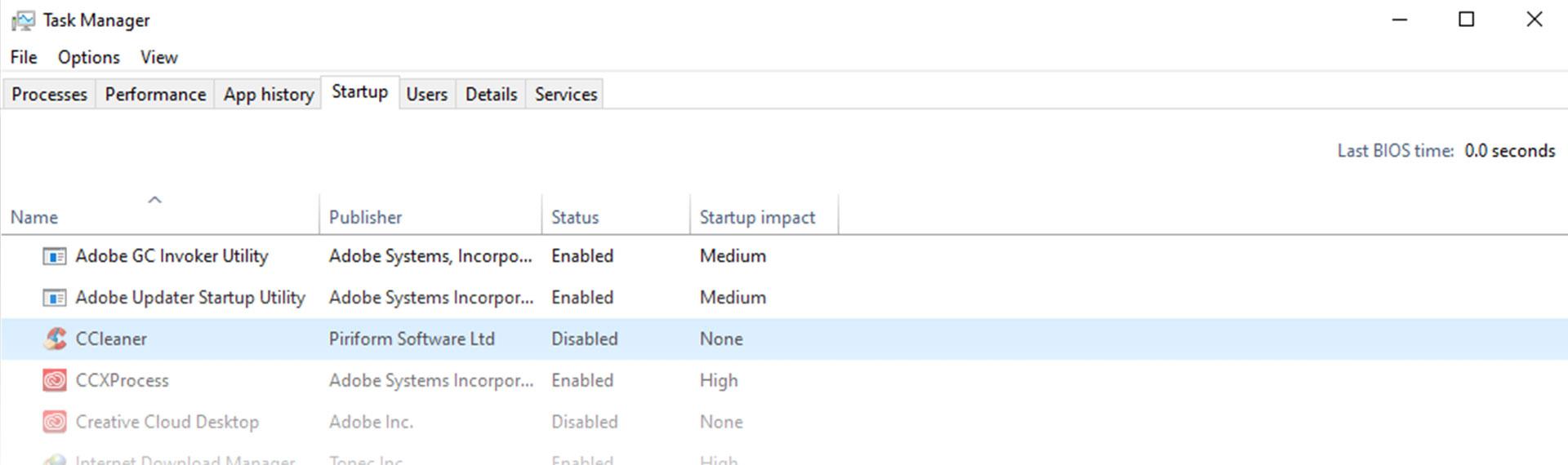 Cara Mempercepat Performa Windows 10 di Laptop Kamu