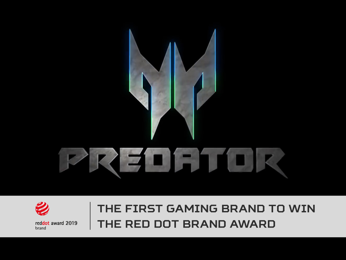 Red Dot Brand Award 2019