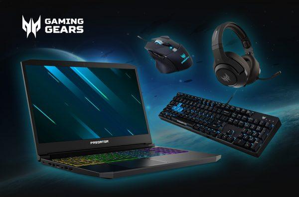 Deretan Produk Predator Gaming yang Bisa Jadi Teman Bermain Terbaik di 2020