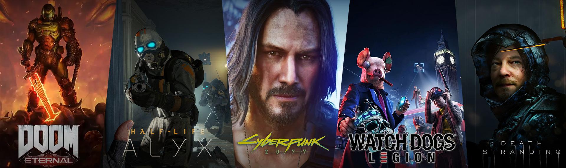 5 Game PC yang Paling Ditunggu di Tahun 2020