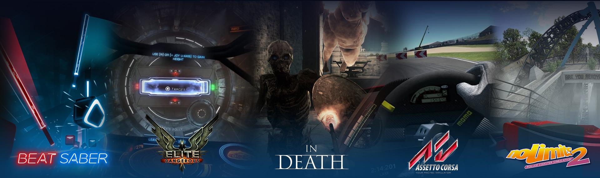 Pastikan Kamu Mencoba 5 Game VR Terbaik di PC Ini dan Rasakan Sensasinya!