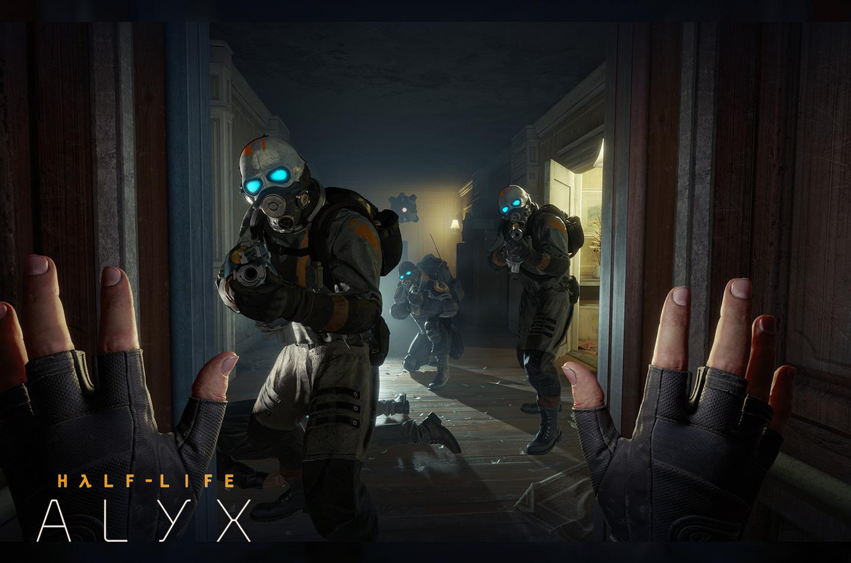 Half Life Alyx Deretan Game Rilis Maret 2020 yang Keren Abis