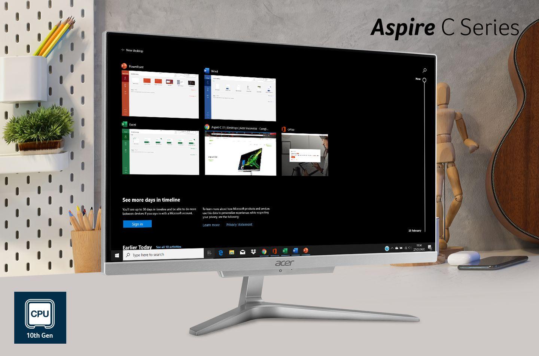 Karakter PC All in one Inner Image OHS Software