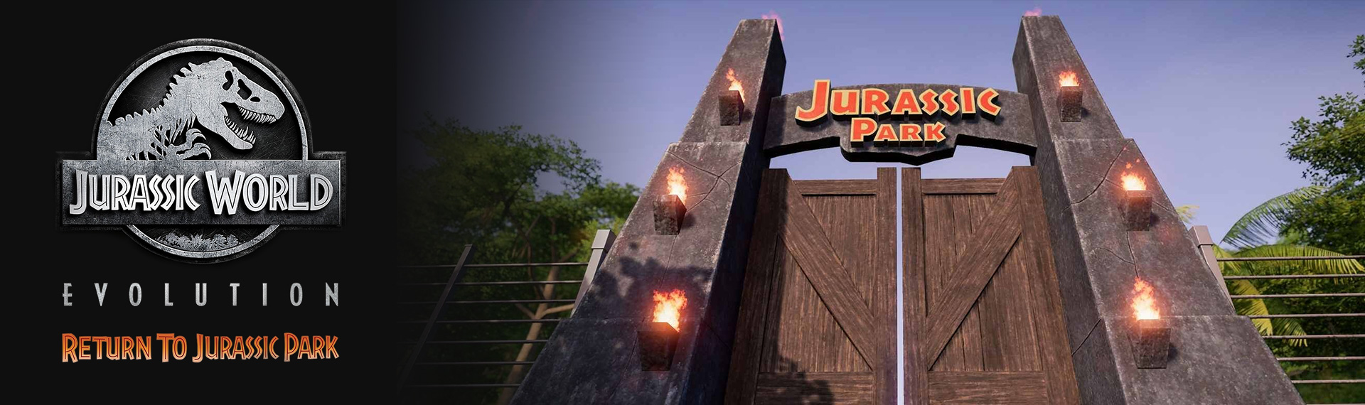 5 Fakta Menarik Game Jurassic World Evolution: Return to Jurassic Park DLC
