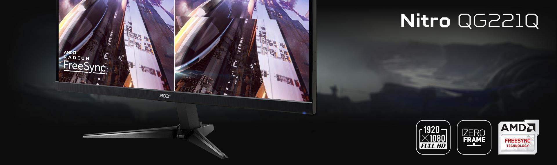 Monitor Nitro QG221Q, Teman Gaming Gokil di 2020