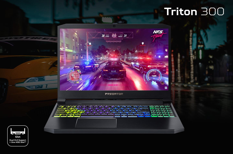 GTX-1650-Predator-Triton-300-NFS-Heat