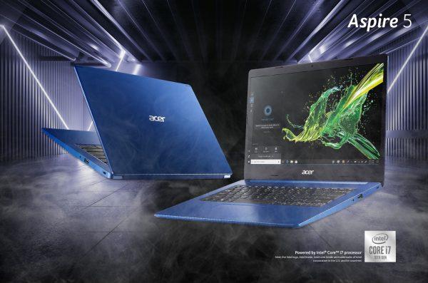 Kelebihan Prosesor Intel 10th  Gen Ini Bikin Aspire 5 Bekerja Cepat!