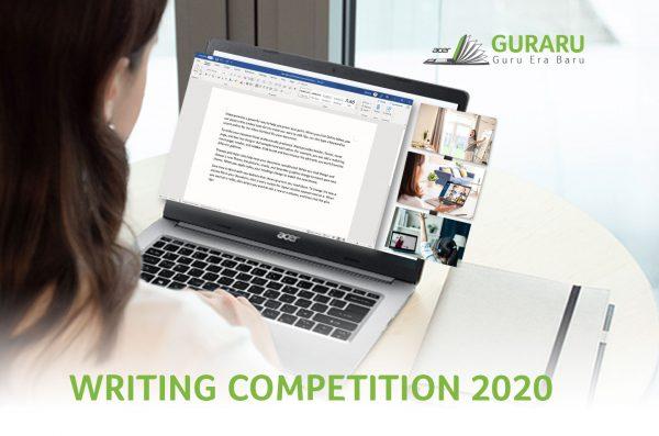 Kesempatan Masih Ada! Mari Berbagi Kisah Mengajar Selama Daring di Guraru Writing Competition 2020