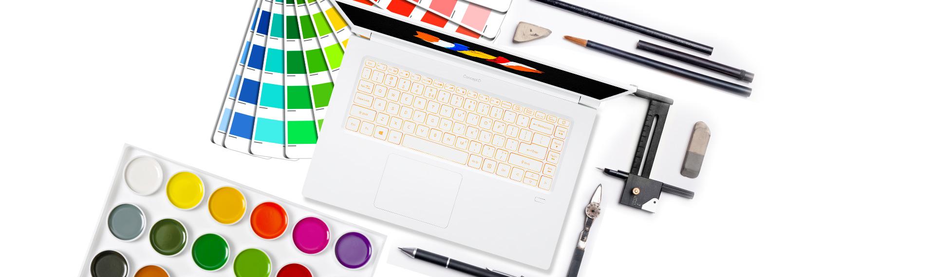 ConceptD 5, Laptop Keren untuk Kebutuhan Desainer Profesional