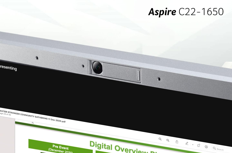 Aspire C22-1650